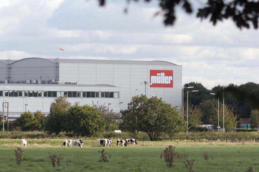 Dairy giant reveals plans to invest £100m