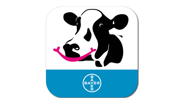 Newly updated dairy app holds bonus for farm vets