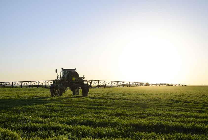 'Innovative Farmers' look for alternatives to glyphosate to terminate cover crops
