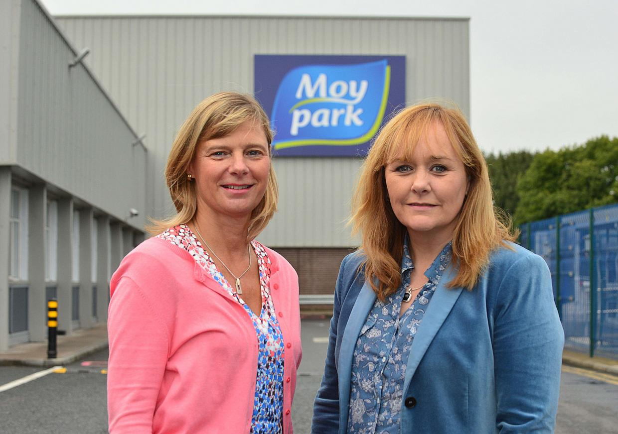 Poultry sector key to NI growth, minister says on visit to Moy Park