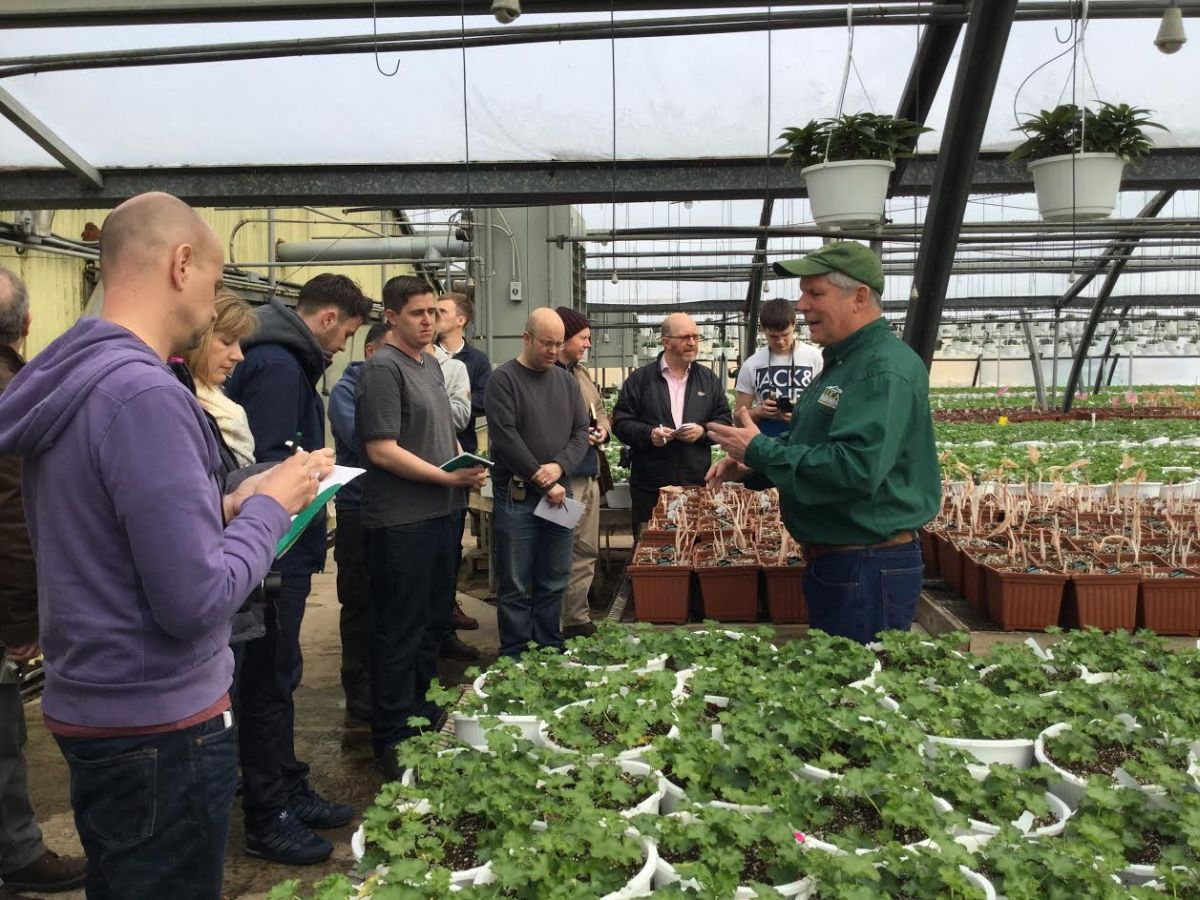 Growers encouraged to join AHDB on transatlantic study tour