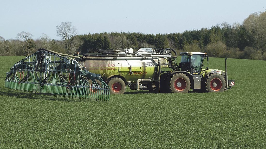 Northern Ireland relaxes slurry-spreading rules due to recent weather conditions