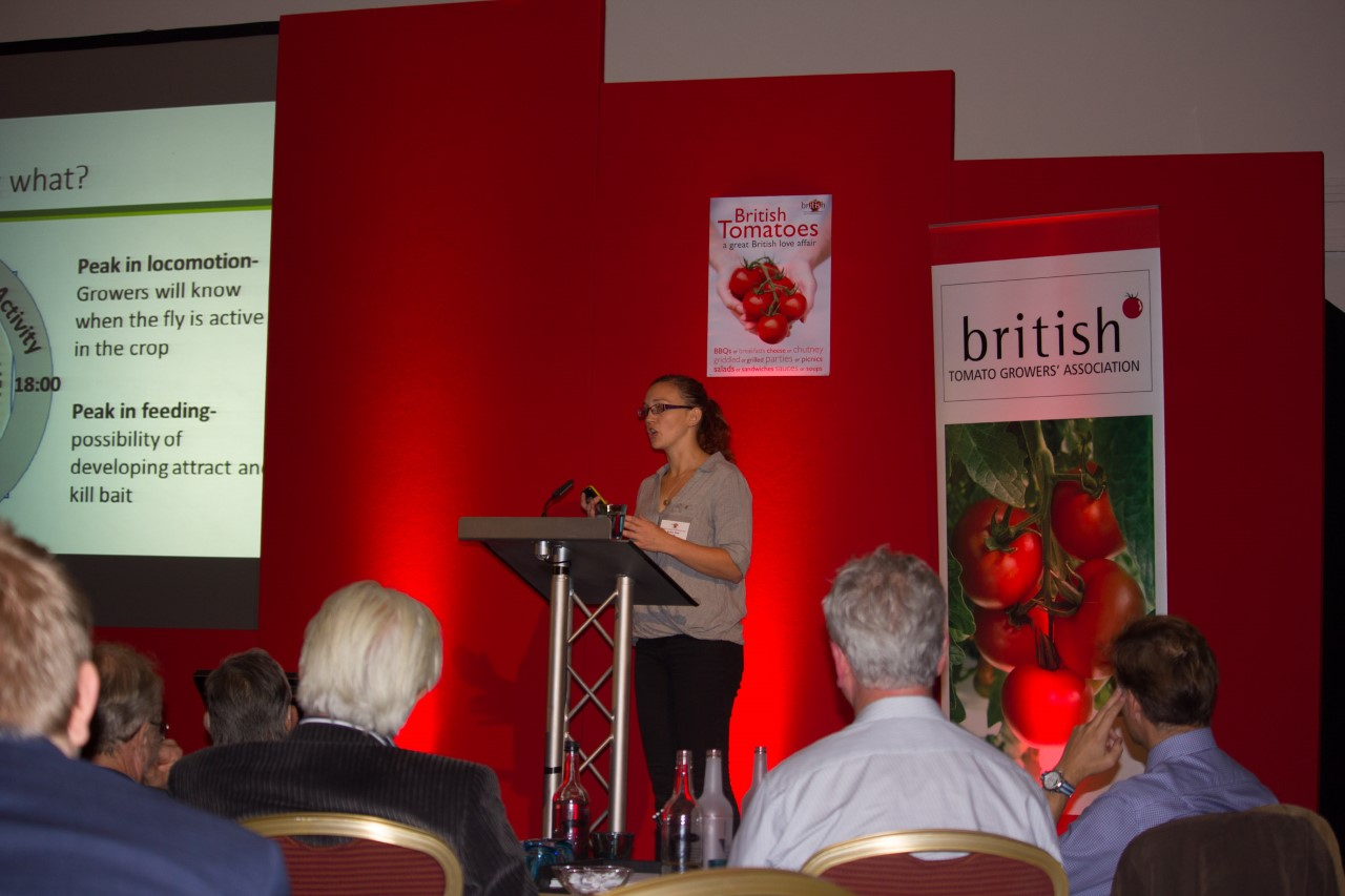 'Inspiration is key for next generation of horticulturists'