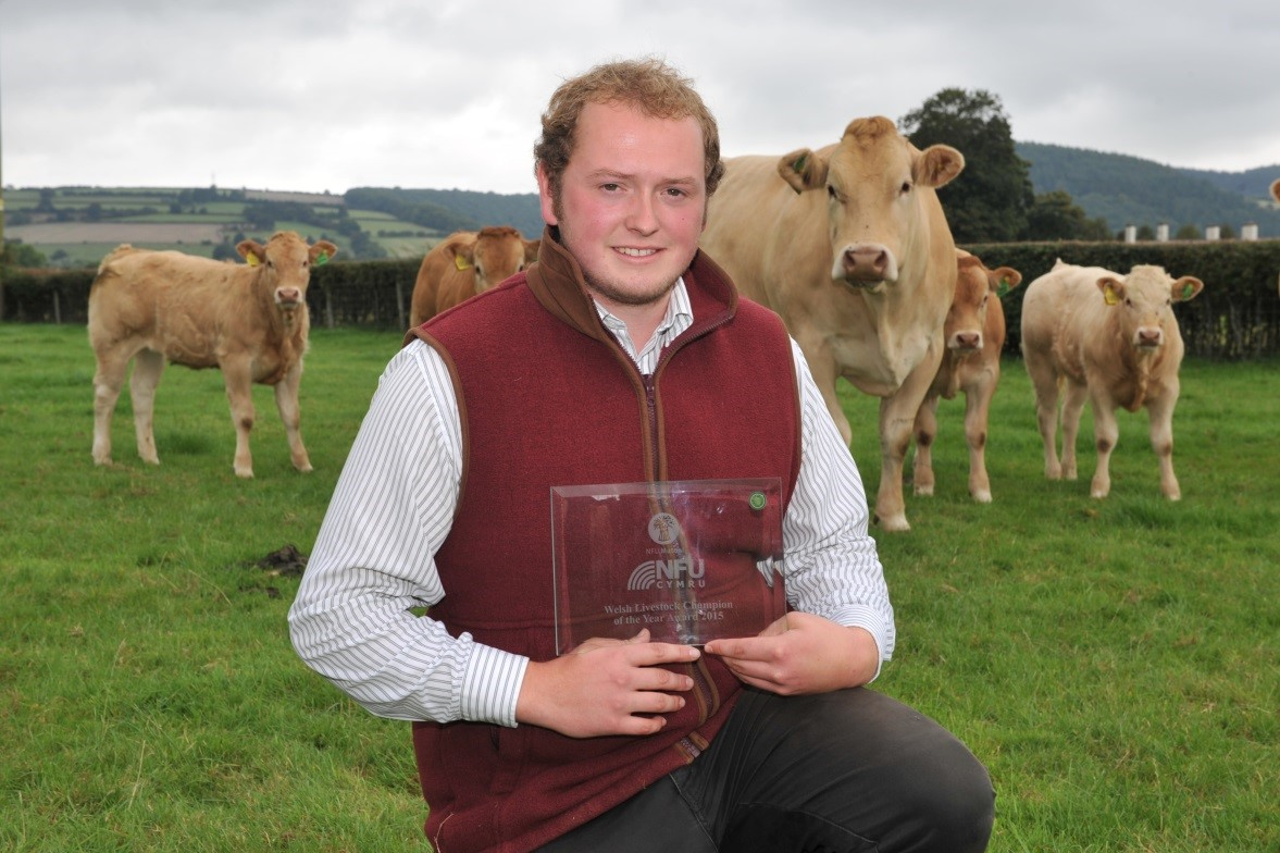 Welsh Livestock Champion Award launched