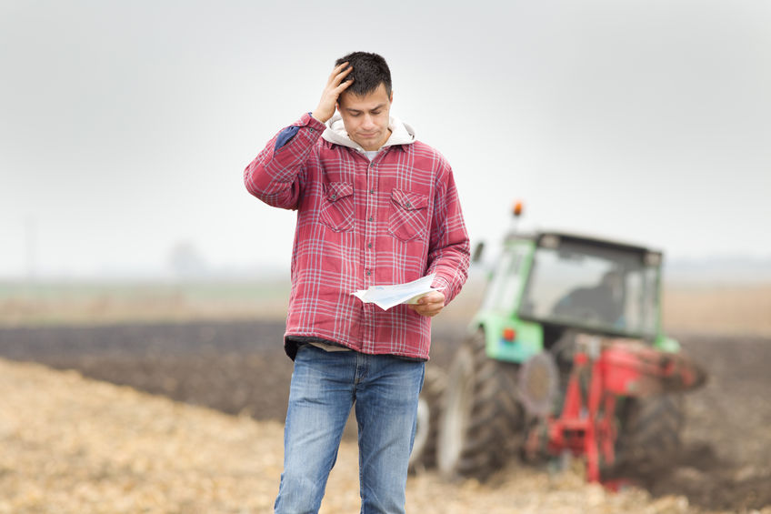 Brexit: Lack of financial help stopping young people from taking up farming