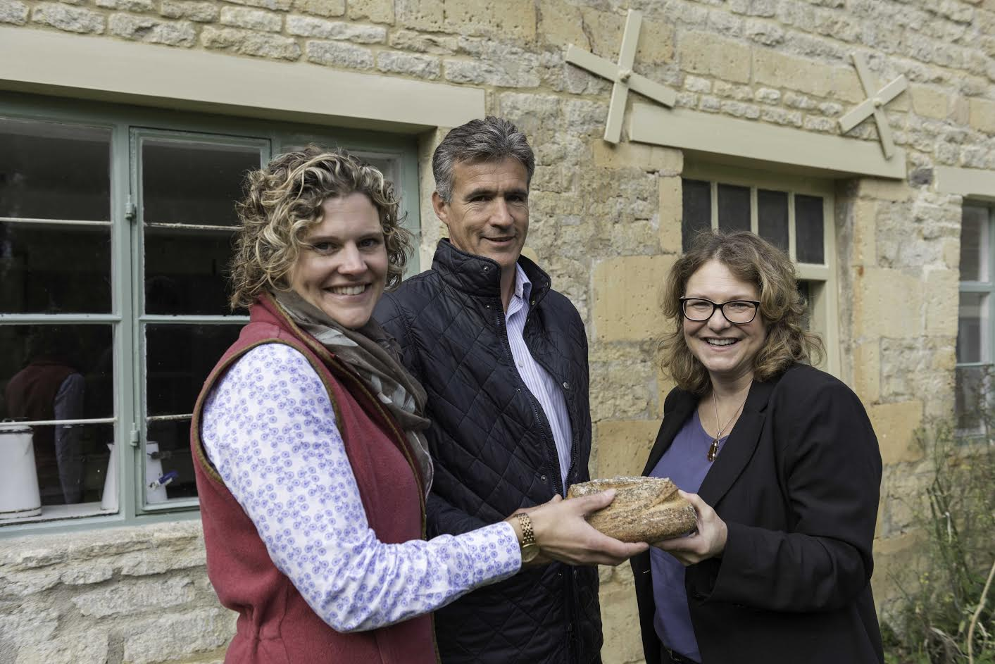 Rural attraction Sacrewell Mill receives money needed to refurbish bread oven