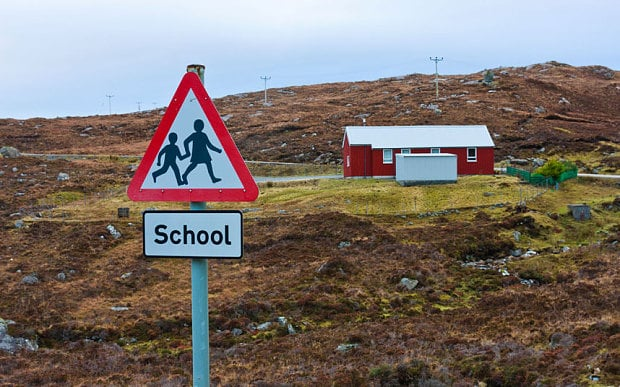 NI's rural schools 'could lose out as a result of Sustainable Schools Policy'
