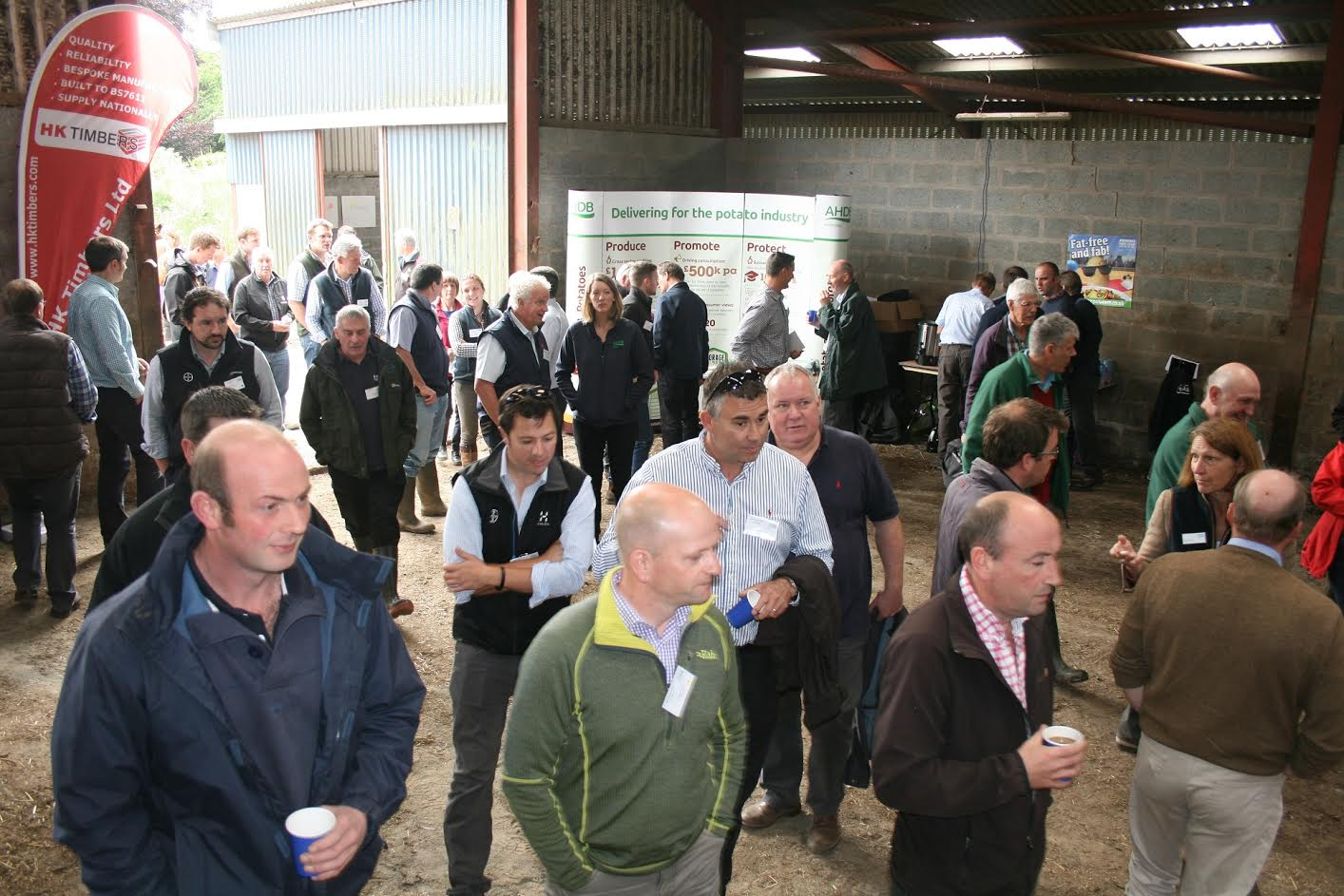 AHDB's Strategic Potato Farm based in Perthshire unveils 2017 programme
