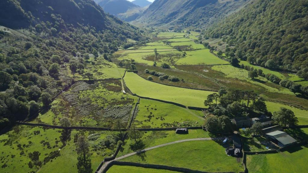 'Outrageous bid never to be forgiven': National Trust under fire over Lake District farm