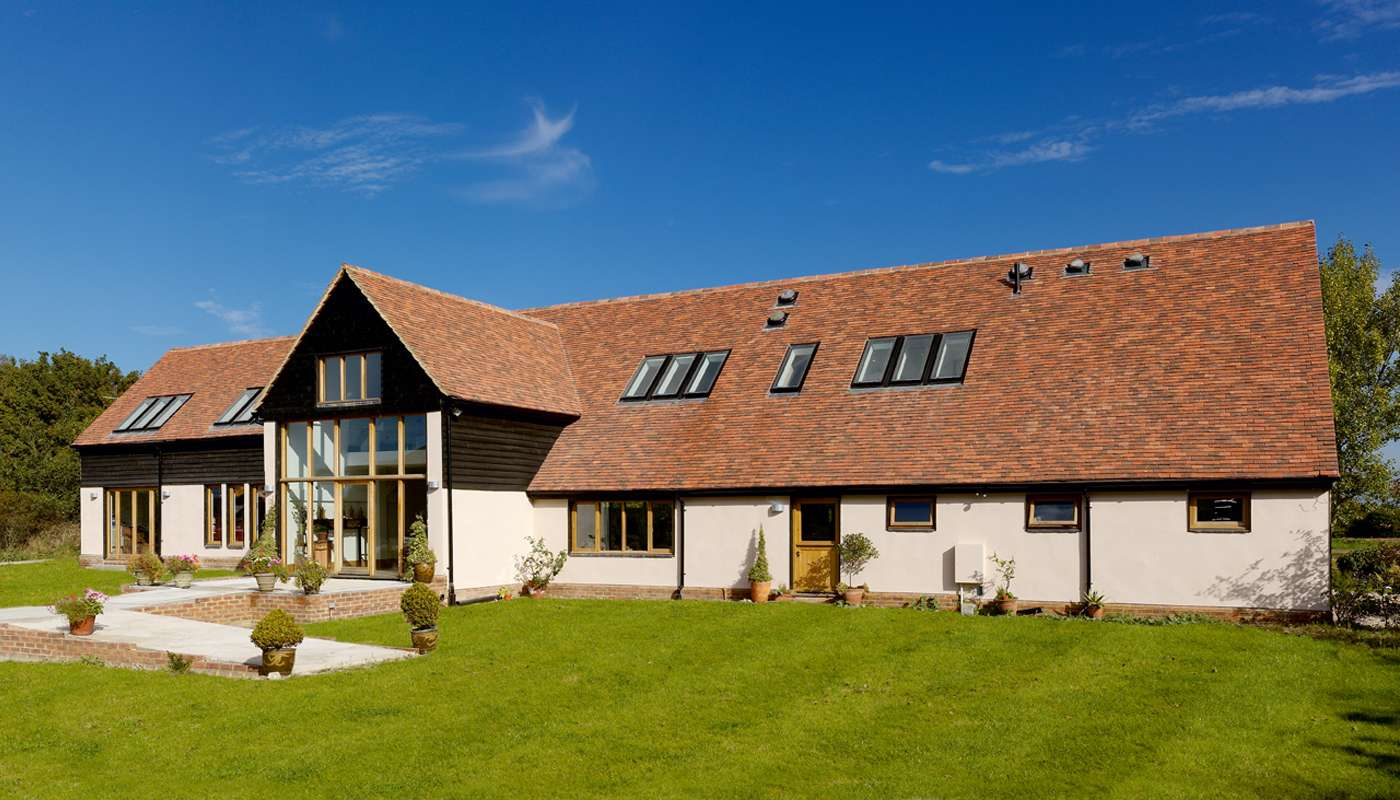 Local councils continue to block half of all barn conversions