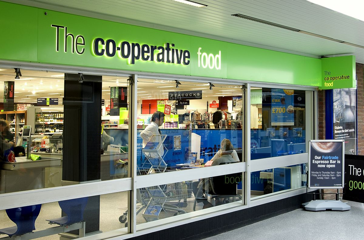 Co-op vows to double number of local suppliers through new business charter