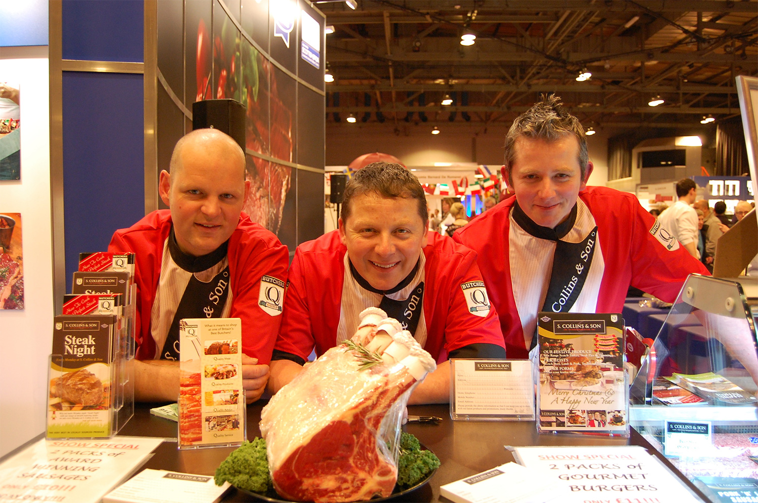 Glasgow-based butcher scoops two top industry awards