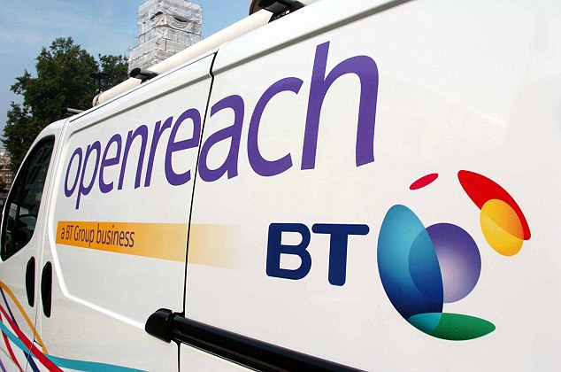 BT ordered to split from Openreach: 'Should not distract us