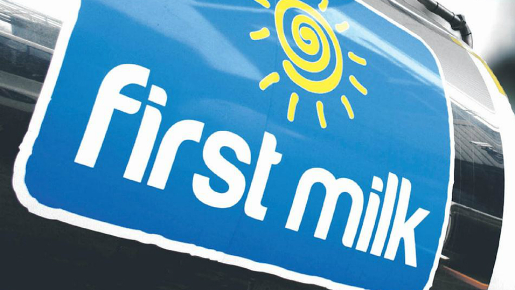 First Milk has confirmed milk prices for next month