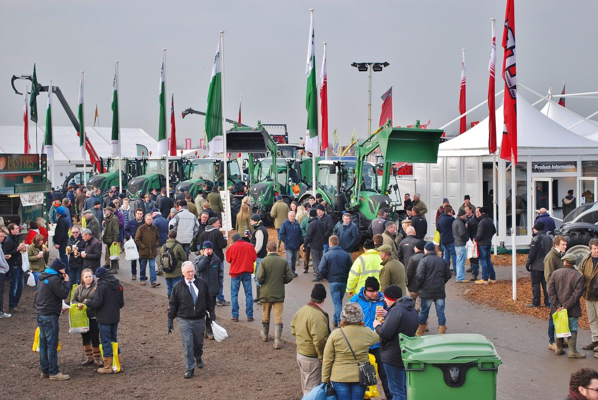 New machinery and equipment to debut at leading industry event LAMMA 2017