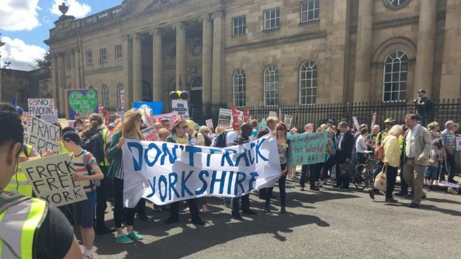 Fracking given go ahead at North Yorkshire site after environmentalists lose legal challenge