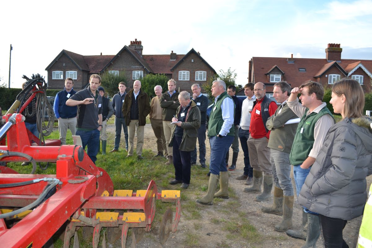 The GREATsoils programme consists of projects looking at assessing soil health