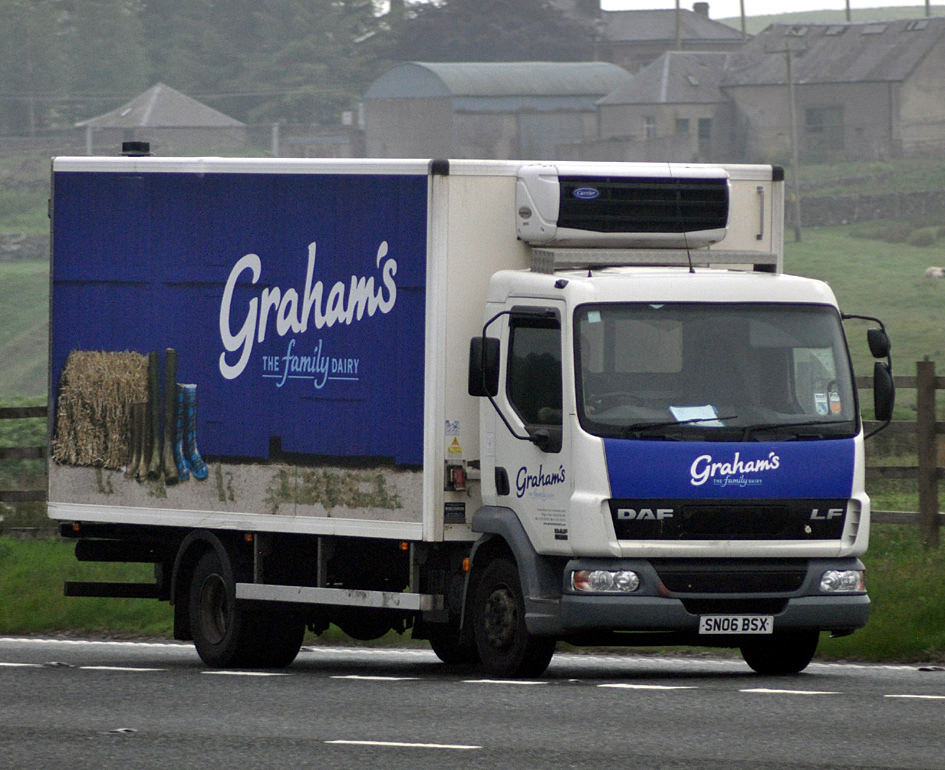 'Challenging year in terms of milk volumes': Graham's the Family Dairy