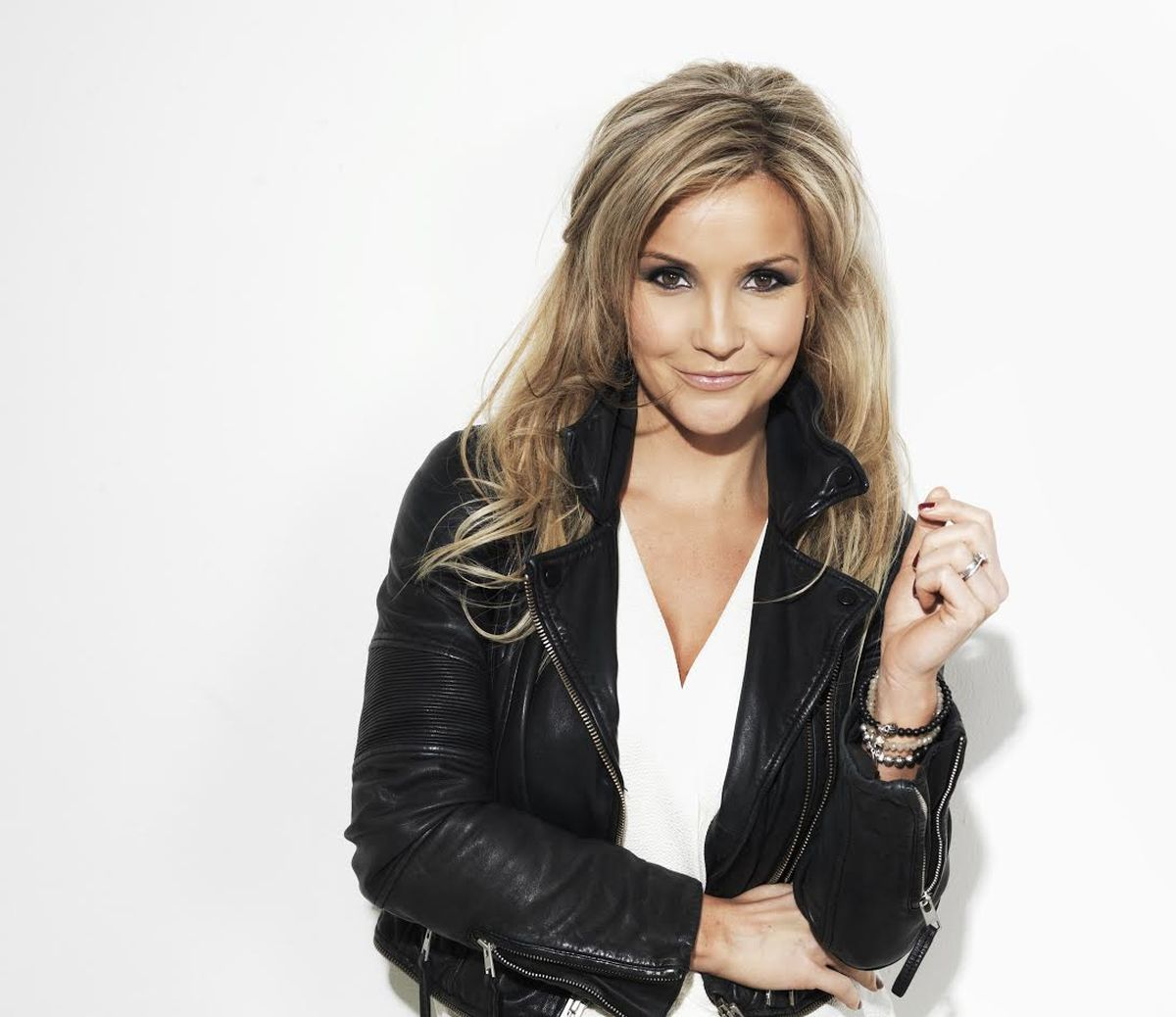 TV presenter Helen Skelton has asigned up as an ambassador for British Lion eggs
