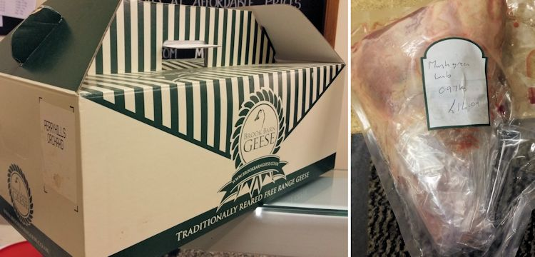 Thieves steal £2,000 worth of meat from East Sussex farm shop