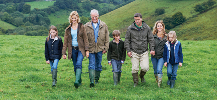 Less than 40% of farming families have an effective succession plan in place