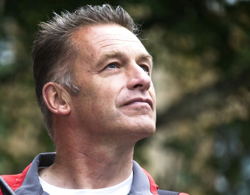 BBC's Chris Packham apologises for lapwing shooting error after being accused of spreading lies