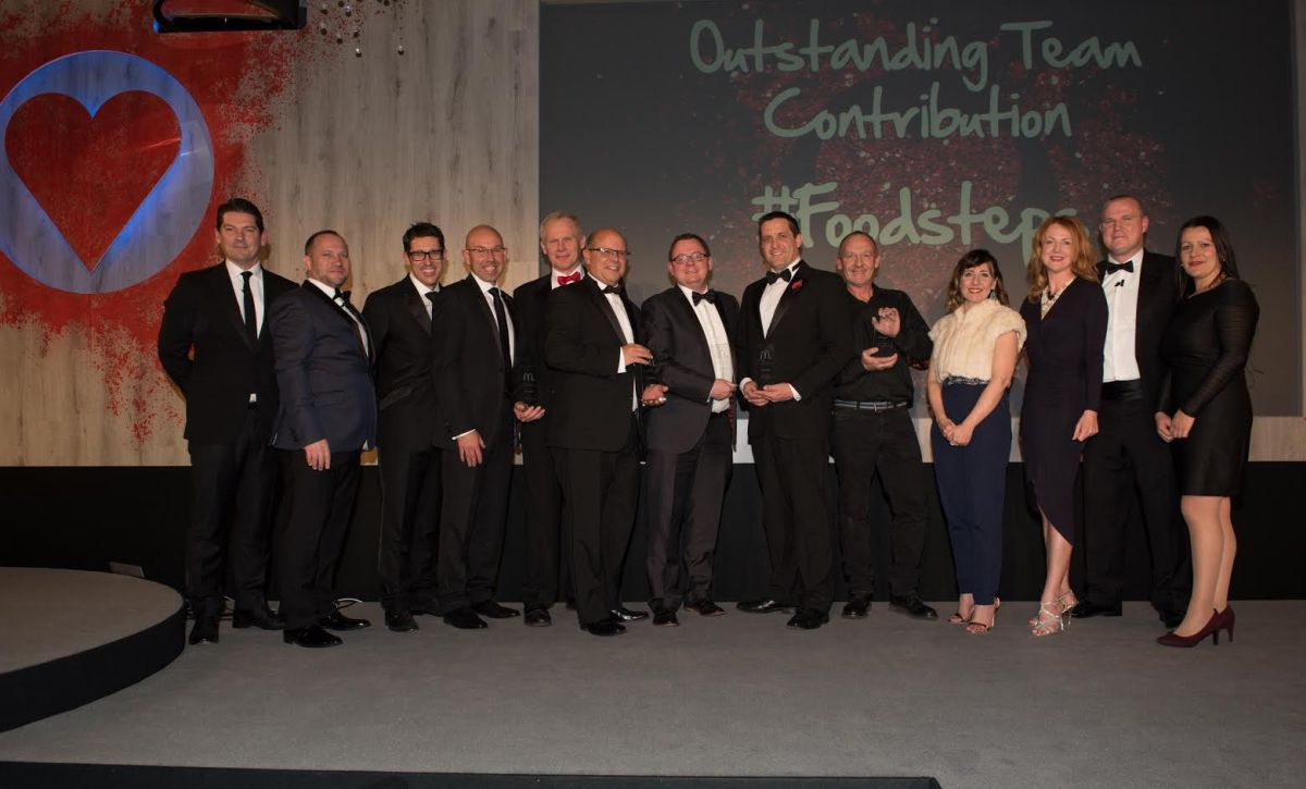 Lakes Free Range Egg Company bags McDonald's 'Team of the Year' award