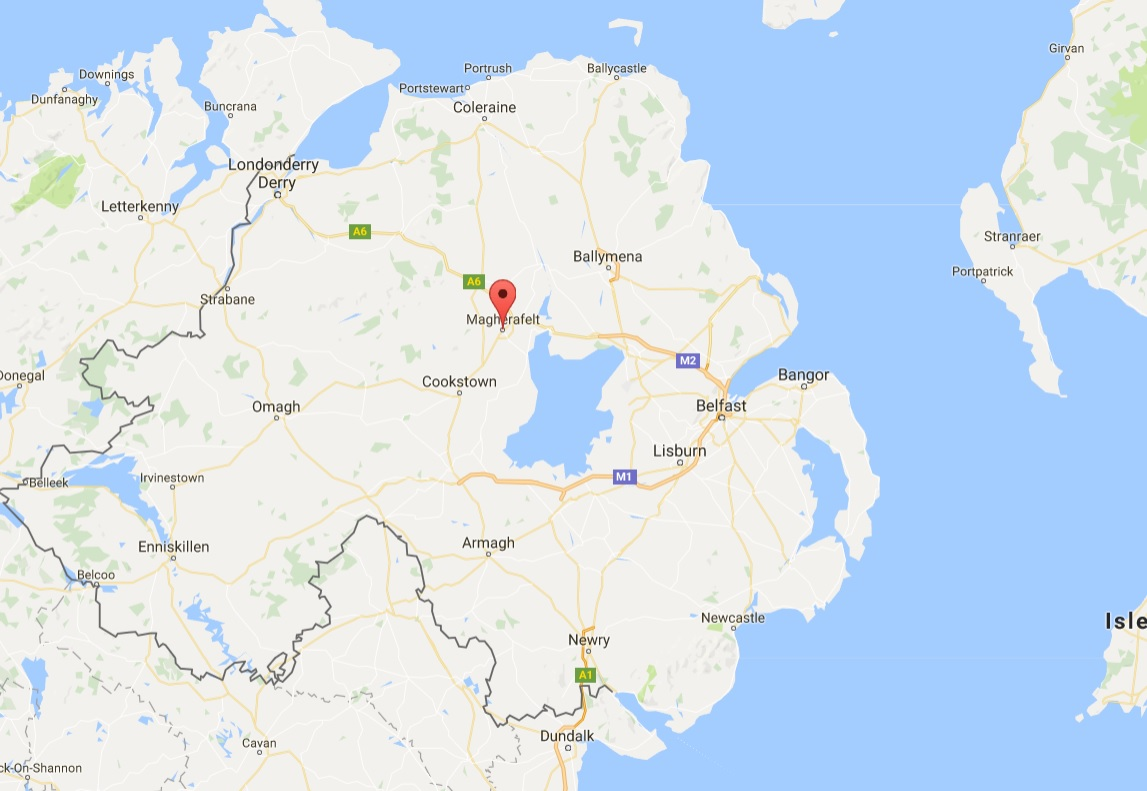 Co. Londonderry farmer fined £650 for polluting waterway