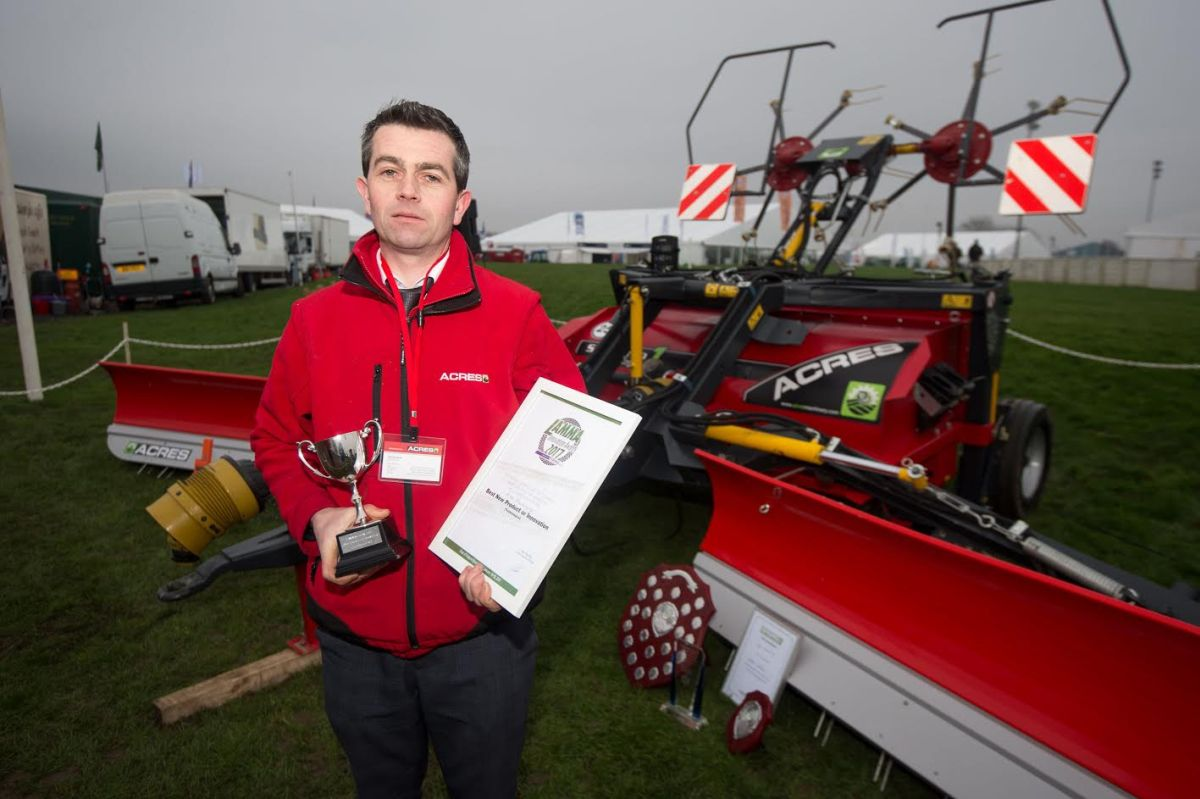 LAMMA 2017: Innovation has been highlighted and celebrated at Innovation Awards