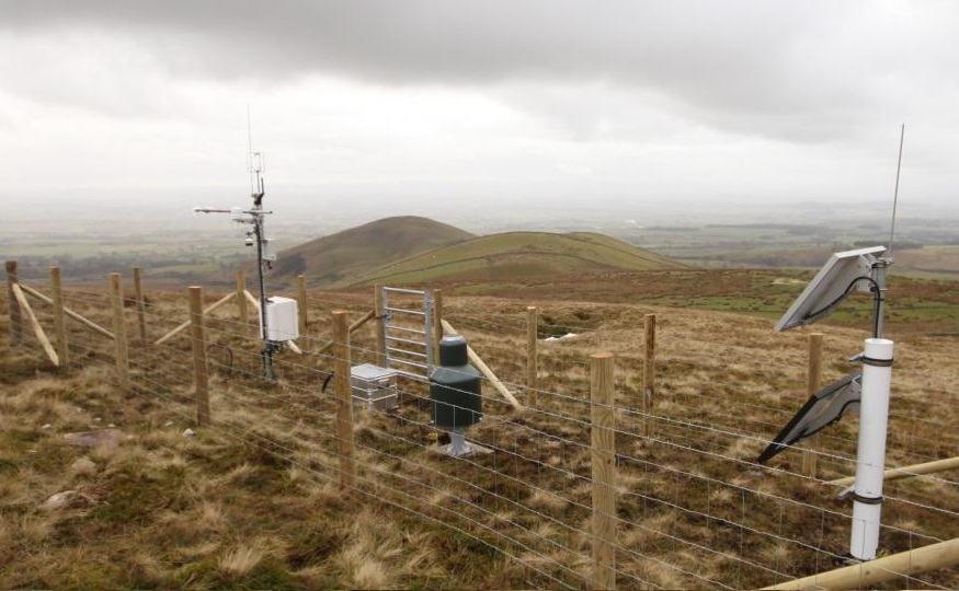 Cosmic rays to help measure soil moisture levels for farmers