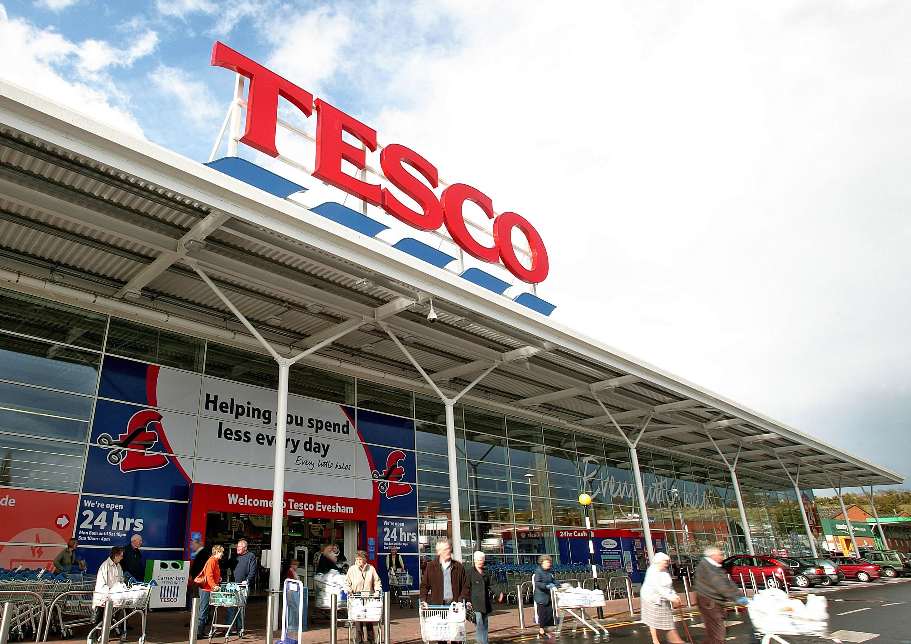 Tesco to buy wholesaler Booker for £3.7 billion