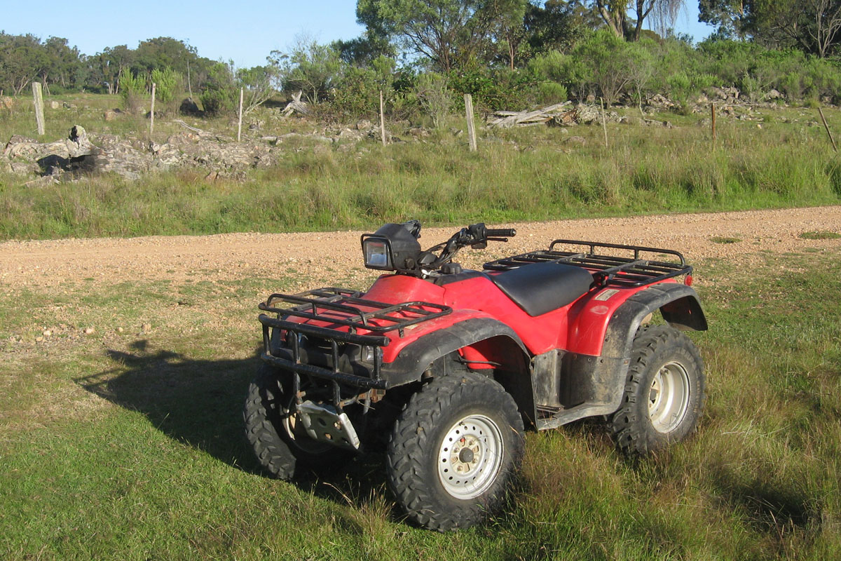 Rural crime: Police search for quad bike thieves in Kent