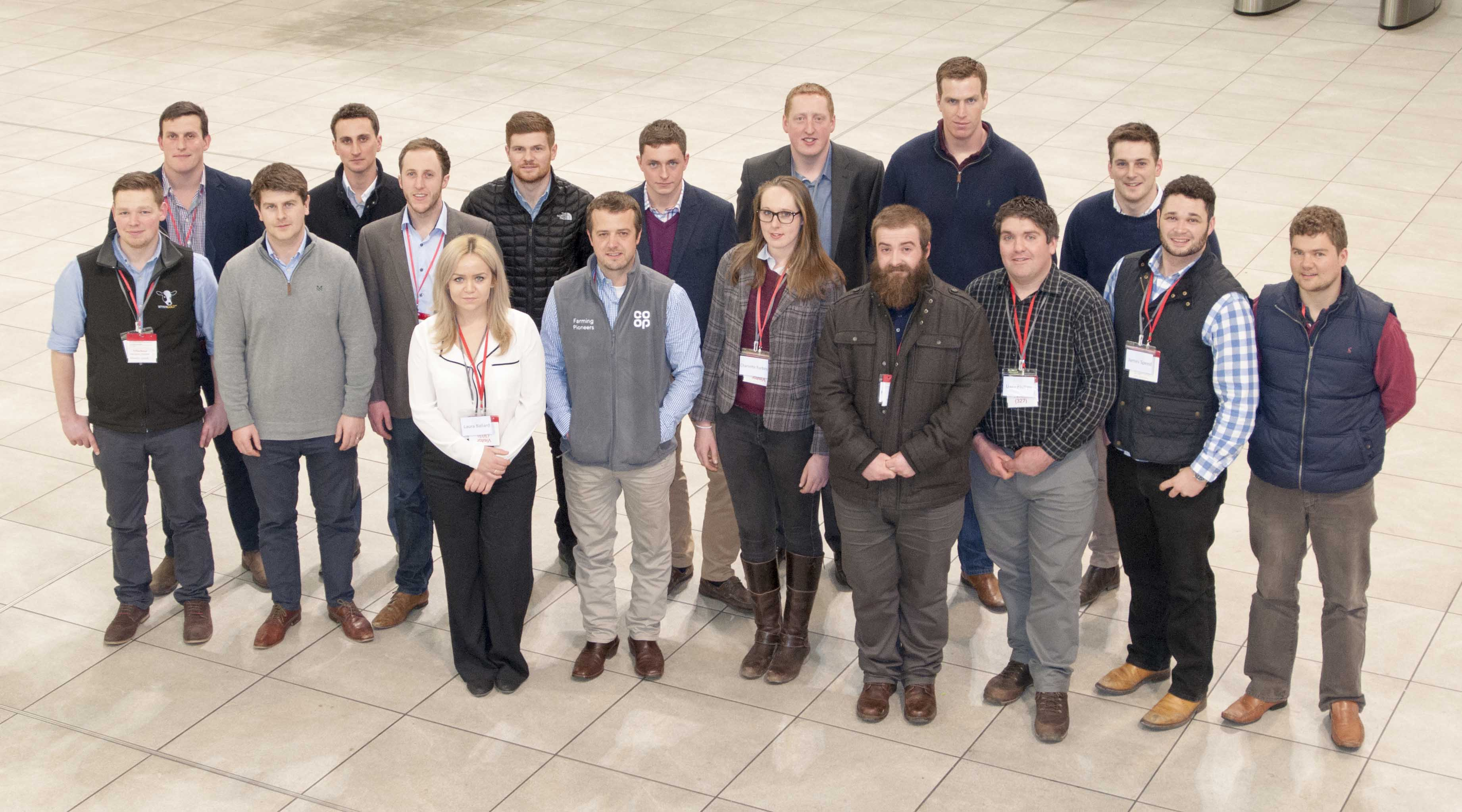 Fostering young farming talent: Co-op welcomes class of 2017