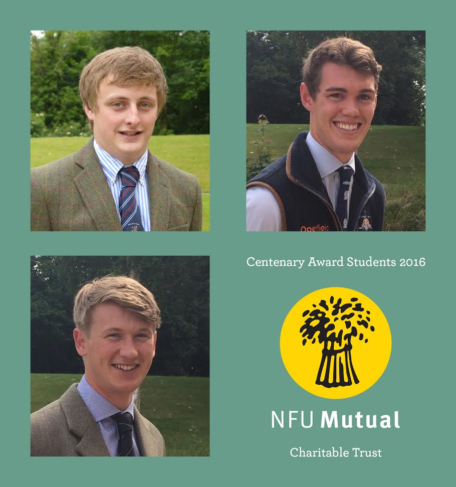 NFU Mutual to offer Centenary Award for postgraduate students in agriculture