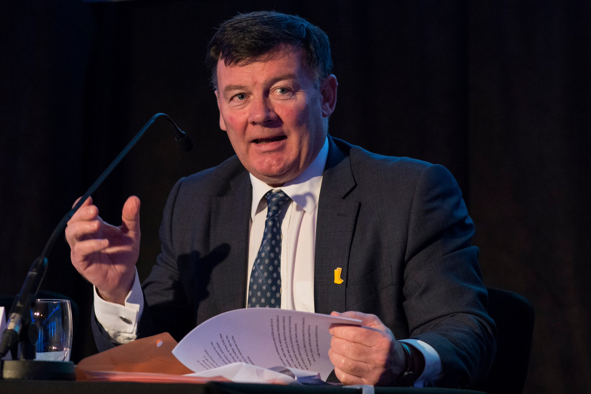 'DNA of the industry': NFU Scotland President stresses how important young farmers are to agriculture