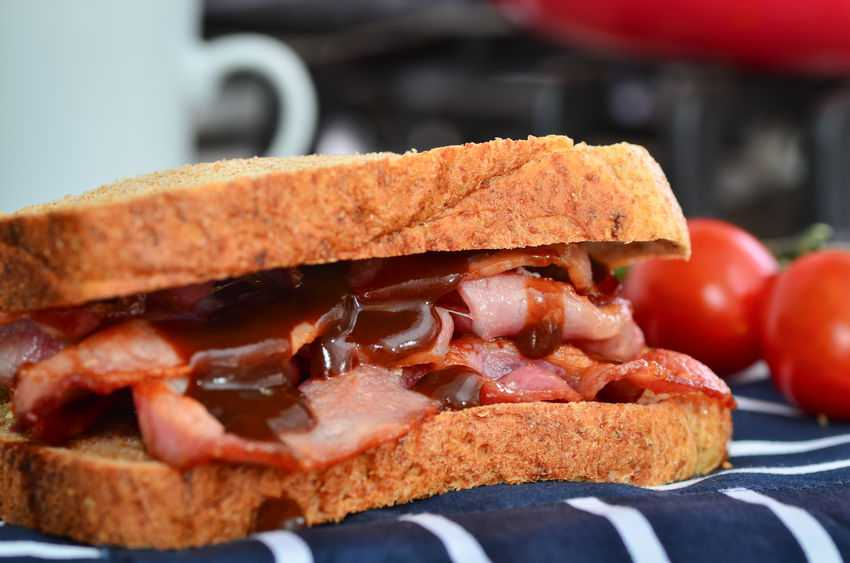 New figures show bacon sales are gaining ground, despite previous bad publicity