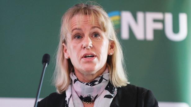 NFU Deputy President Minette Batters