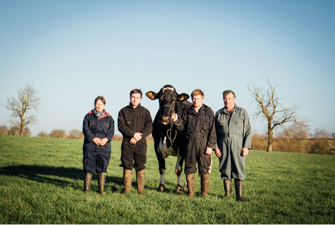 The Birkle family will open their 200-acre farm; an opportunity for Holstein UK and other all dairy farmers to view the Whinchat herd