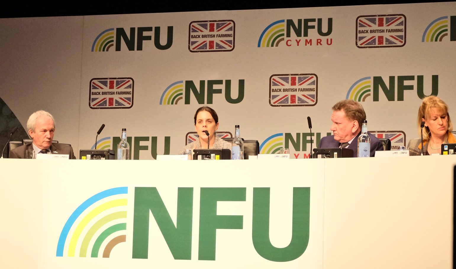 Experts at NFU Conference ponder over the 'big unanswered questions' of trade and investment