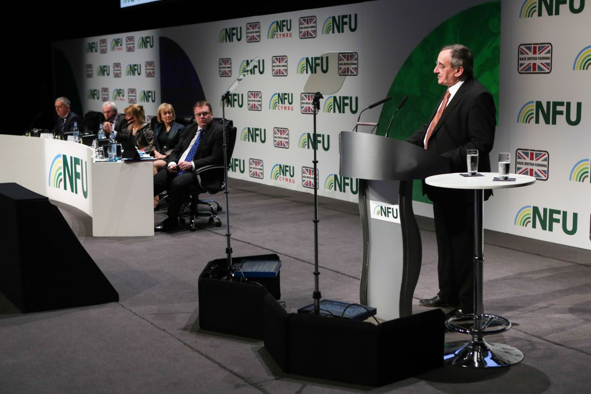 Farmers use NFU Conference to urge Government to come clean on post-Brexit plans for agriculture