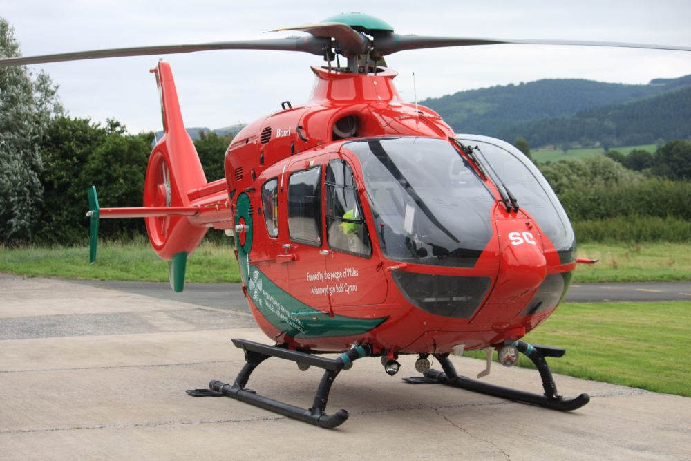 'It will save rural lives': Air Ambulance service to operate in Northern Ireland