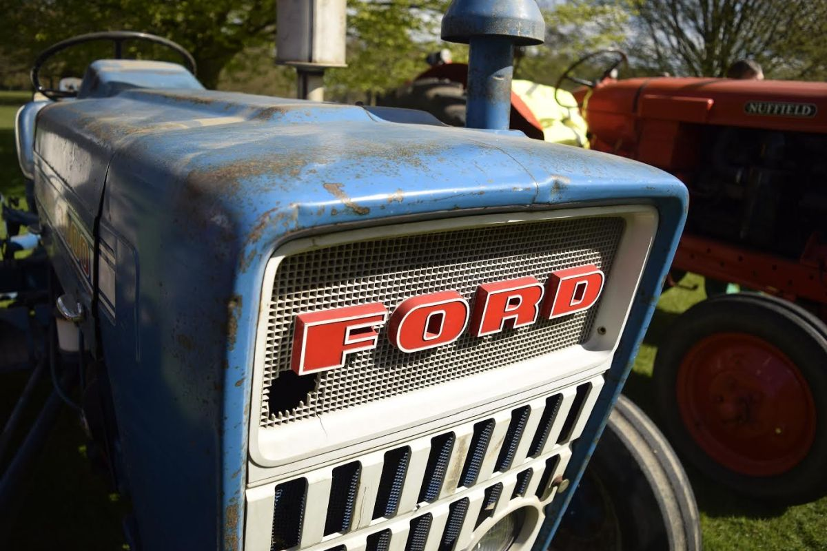 Annual celebration of all things tractor returns to North Yorkshire