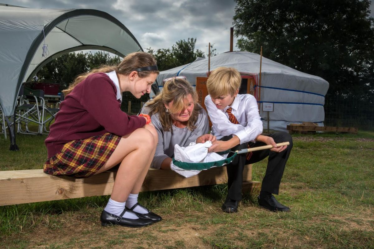 £10,000 fund could lead to 12,000 more children having farming lessons in school