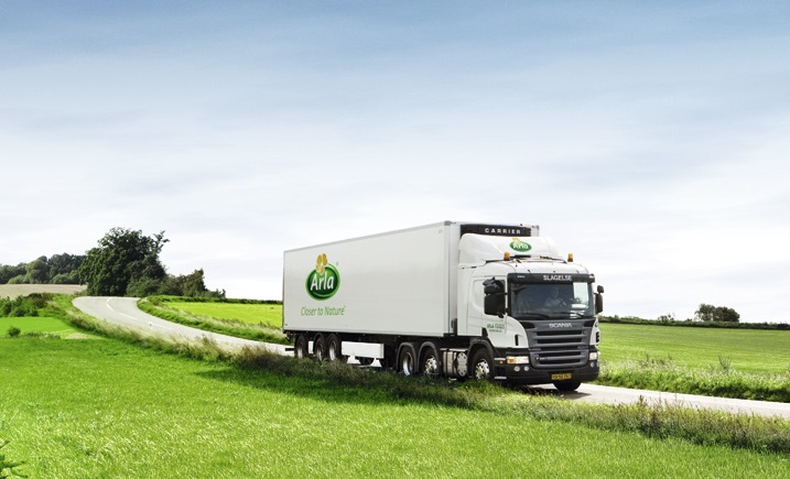 Arla's 2,500 UK dairy producers to each receive a share of £31m