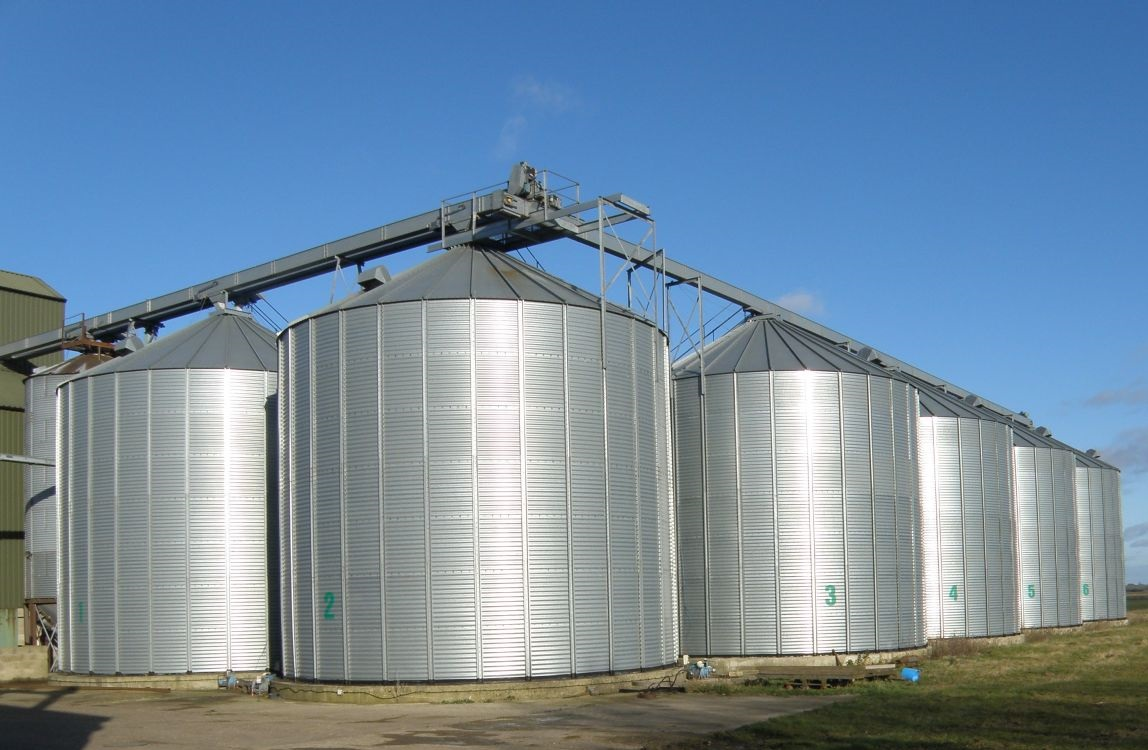 The 21-year-old tragically died whilst cleaning out a grain silo (Stock photo)