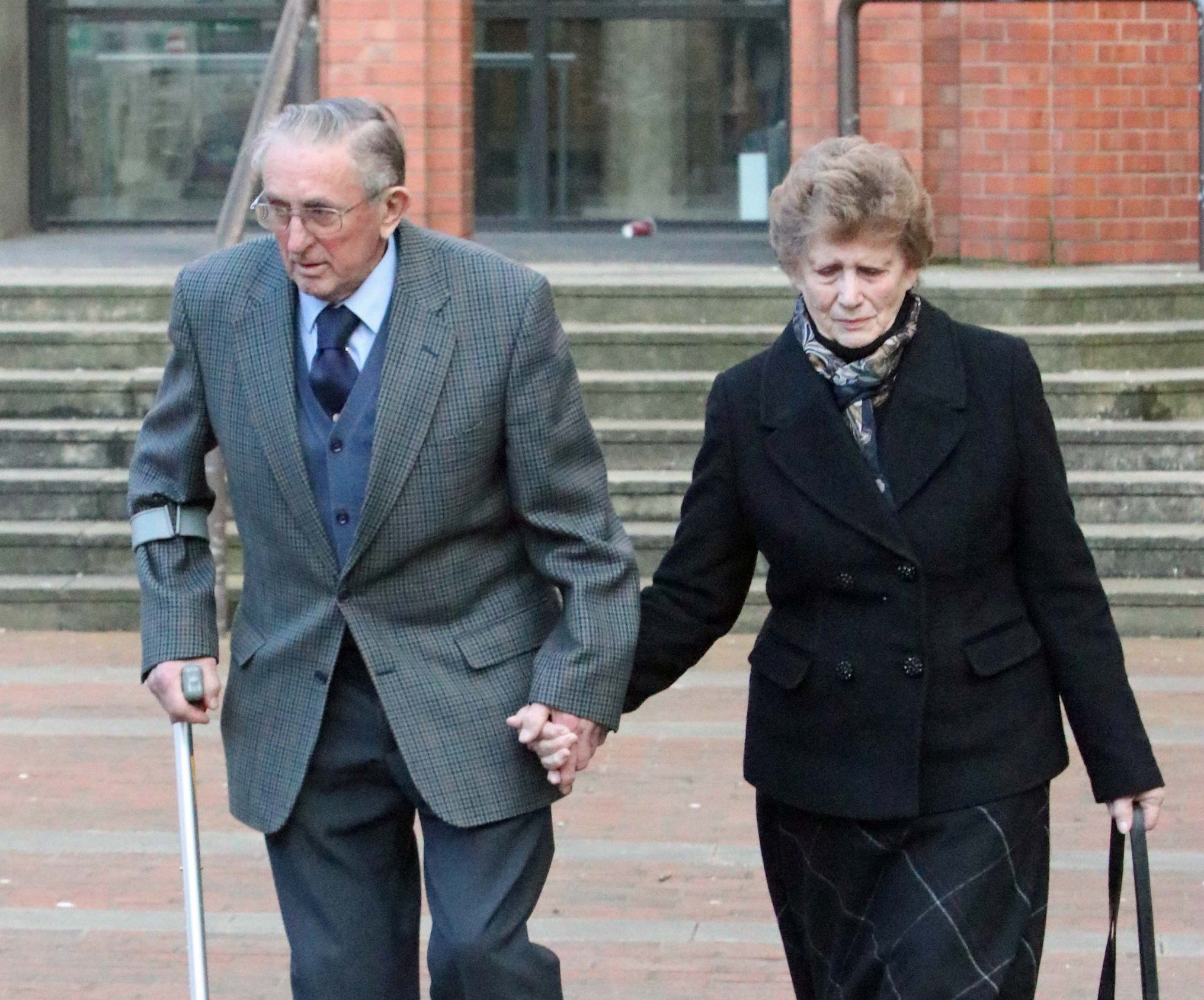 Fund launched to pay £30,000 legal bill of elderly farmer cleared of GBH
