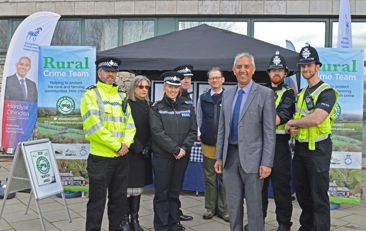 Derbyshire becomes latest county to form dedicated rural crime taskforce