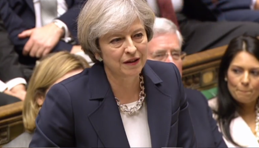 Farmers 'pleased' to hear PM's commitment to British farming during PMQs