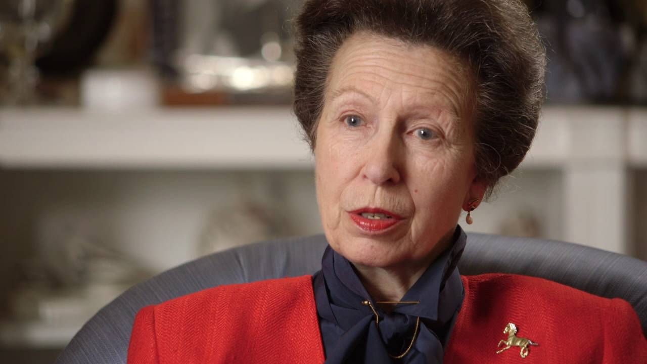GM crops have 'important benefits' and GM livestock would be a 'bonus', Princess Anne says