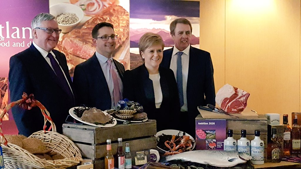 'Ambition 2030': Scotland pledges boost to local producers with £10m food and drink package